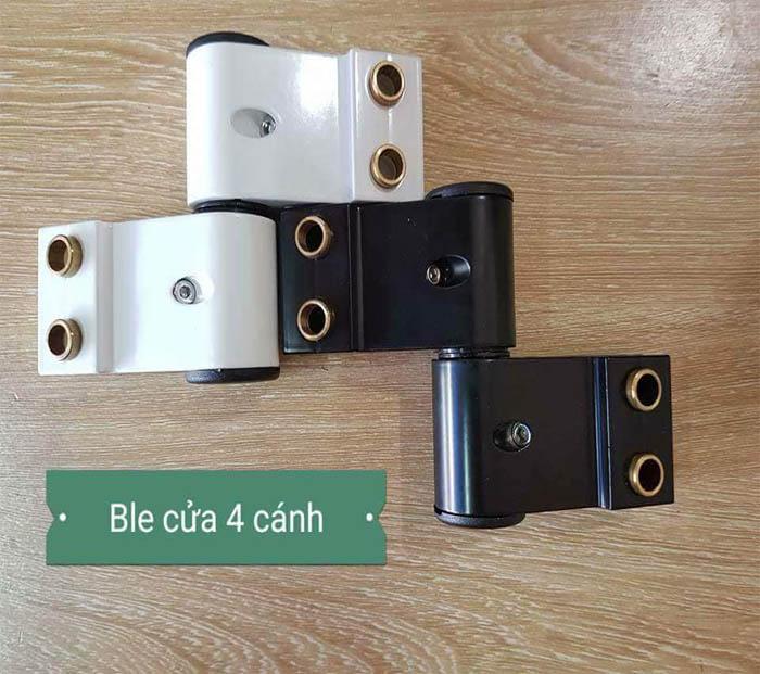 Bản lề 3D lắp cửa nhôm kính