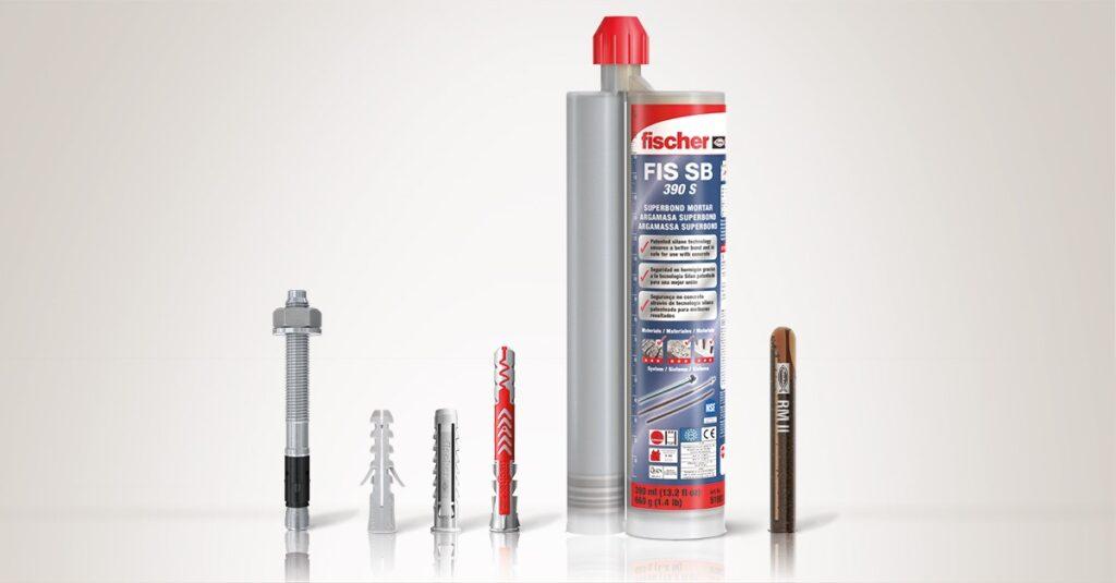 chất chống cháy fischer 390s
