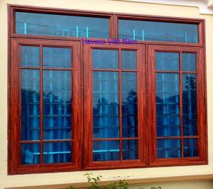 Cửa nhôm kính Eurovn