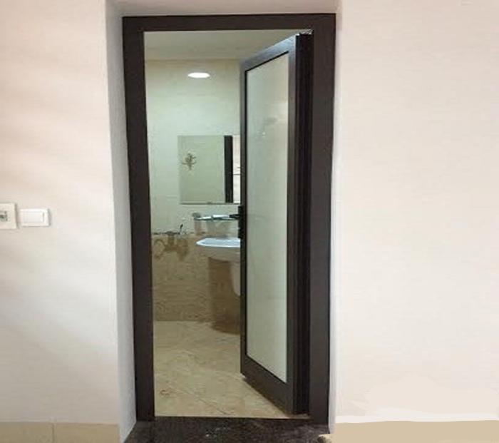 Cửa nhôm kính Xingfa cho nhà vệ sinh