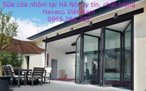 Địa chỉ sửa cửa nhôm tại Hà Nội uy tín, chất lượng