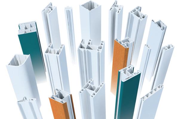 Thanh nhựa uPVC có cấu trúc dạng hộp nhiều khoang