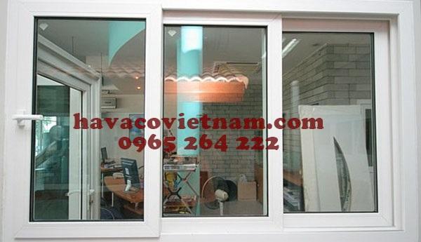 Mẫu cửa sổ mở trượt nhôm Xingfa hệ 93