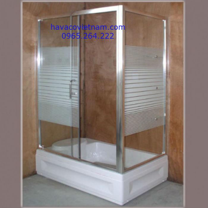 Phòng tắm đứng kính cường lực