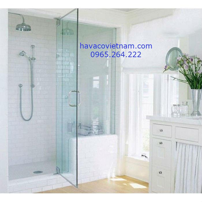 Phòng tắm kính nhỏ đẹp