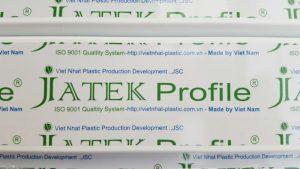 Thanh nhựa Jratek profile