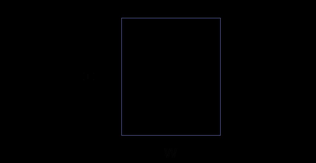 Vách kính cố định